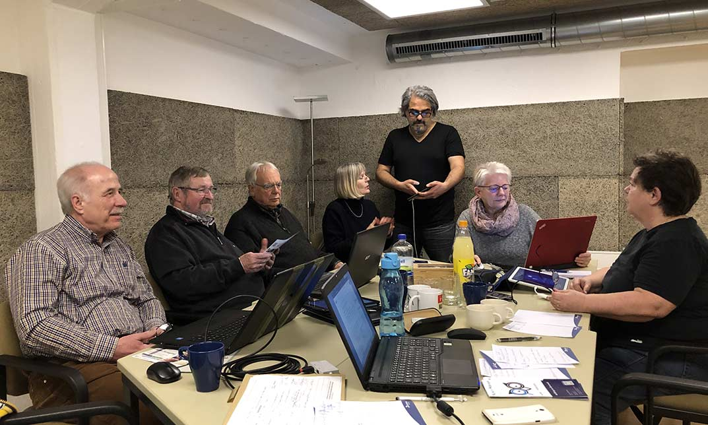 Neue Workshops für Offener Kanal Westküste
