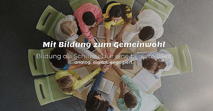 """Spendenprojekt """"Mit Bildung zum Gemeinwohl"""" auf betterplace.org – Deutschlands größter Spendenplattform – gestartet"""