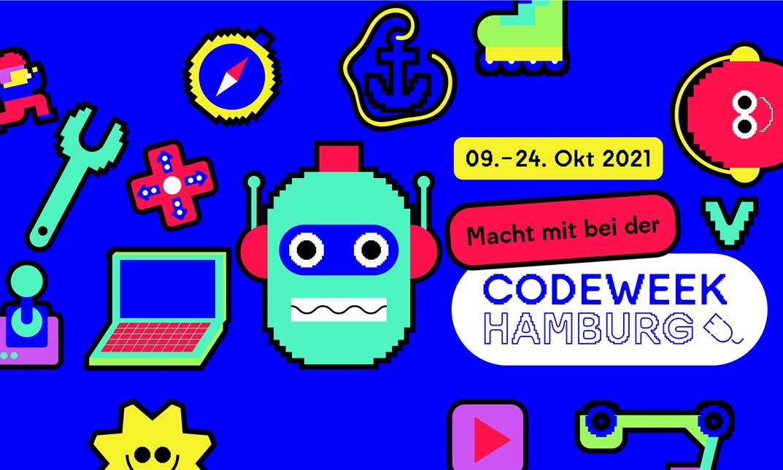 Code Week Hamburg 2021