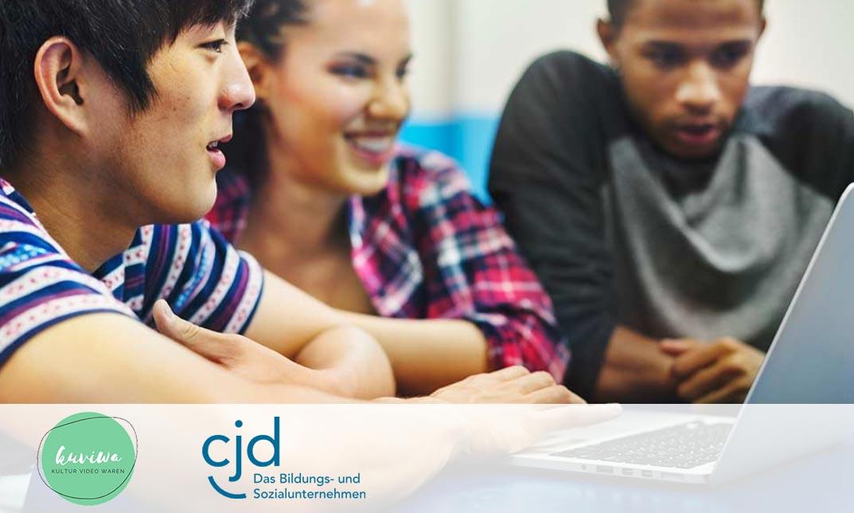 Medienprojekt für Jugendliche der Medienwerkstatt der Produktionsschule Waren Müritz vom CJD Nord